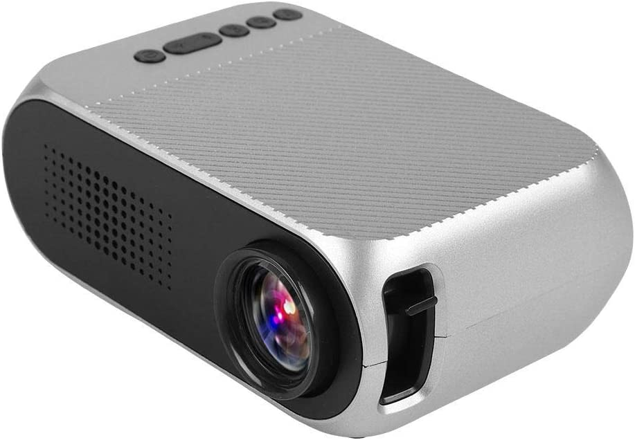Amazon.com: Mini Projector, Portable HD 1080P LED Projector ...