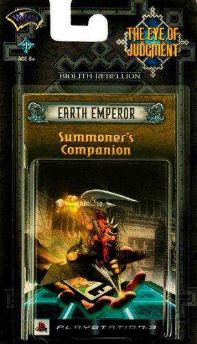 The Eye of Judgment: Earth Emperor Theme Deck - Playstation 3