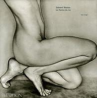 Edward Weston : La Forme du nu par Amy Conger