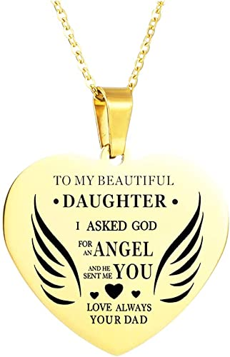 Pendant Stainless Steel Jewelry Gift I Love My Husband I Love My Wife Necklace