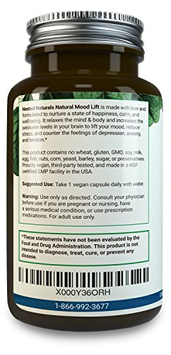 Nested Naturals Mood Lift Reduces Stress