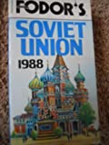 Soviet Union'88, Fodor's Travel Publications, Inc. Staff, 0679015655