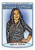 Molly Qerim trading card (ESPN First Take) 2019 Upper Deck Goodwin Champions #9