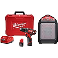 Milwaukee 2407 22 Cordless Lithium Ion Wireless Review