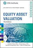 Equity Asset Valuation Workbook (CFA Institute Investment Series)