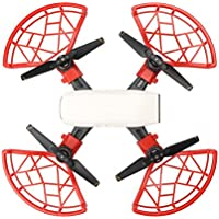 DZT1968 New 4pcs Quick release Props Propeller Guard Bumper Blade Crash anti-scratch Protector For DJI Spark Drone