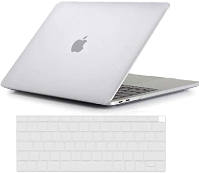 New MacBook Air 13 Inch Case 2018 Release A1932 and Keyboard Cover ...
