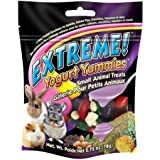 5 Packs of F.M. Brown Extreme Yogurt Yummies, 2.75 oz ea.