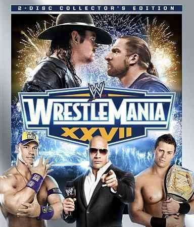 Wwe-Wrestlemania 27 (Blu-Ray/Collectors Edition/2 Discs)