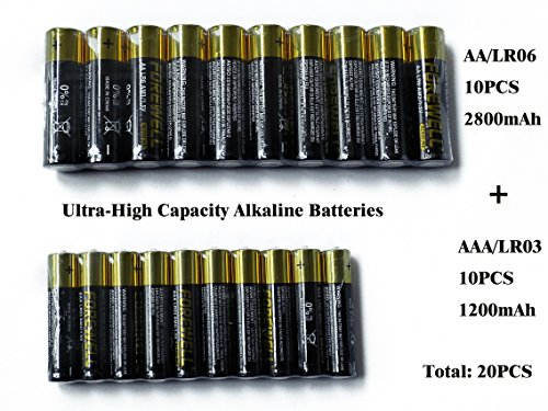 Batteries for less