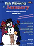Daily Discoveries for January: Thematic Learning Activities for Every Day