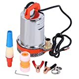 BOKYWOX DC 24V Submersible Water Pump Solar Water Pump,Stainless Steel Submersible Well Pump(BW-12-24DC)
