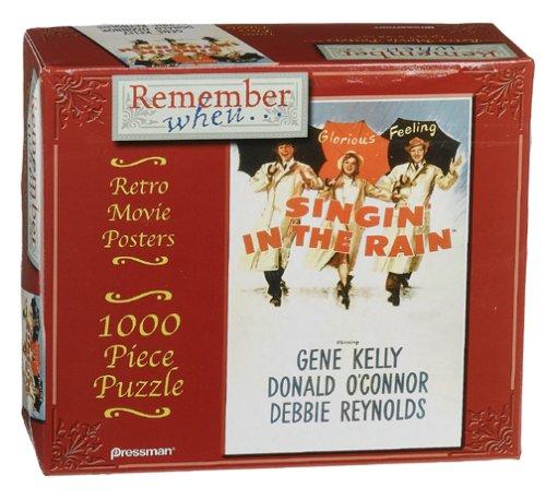 Remember When - 1,000 Piece Movie Puzzle (Singin' In The Rain)