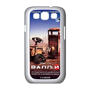 Wall E Samsung Galaxy S3 9300 Cell Phone Case White XYK