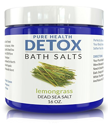 Sleep Ease Lemongrass Body Wash (Detox Bath Salts (Lemongrass))