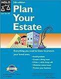 Plan Your Estate, Denis Clifford and Cora Jordan, 0873375807