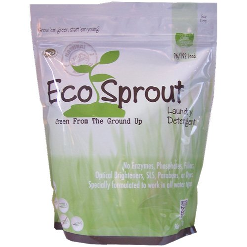 Eco Sprout Laundry Detergent 96/192 loads, Lavender Chamomile