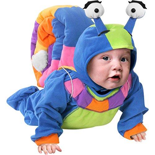 [Unique Infant Baby Snail Costume] (Unique Halloween Costumes Baby)