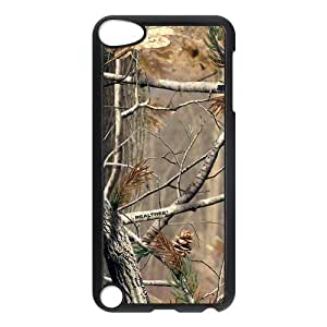 Fantasy Camouflage Camo Tree Ipod Touch 5th Case Cover by ruishername