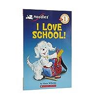 (进口原版) 学乐读者系列 I Love School!