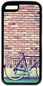 Vintage Retro Bicycle Theme Iphone 5C Case