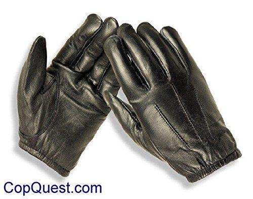 Hatch Cowhide Gloves - Hatch SG20P Dura-Thin Unlined Patrol Gloves - Large