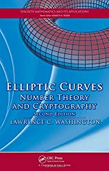 Elliptic Curves: Theory and Cryptography (Discrete Mathematics and Its Applications)