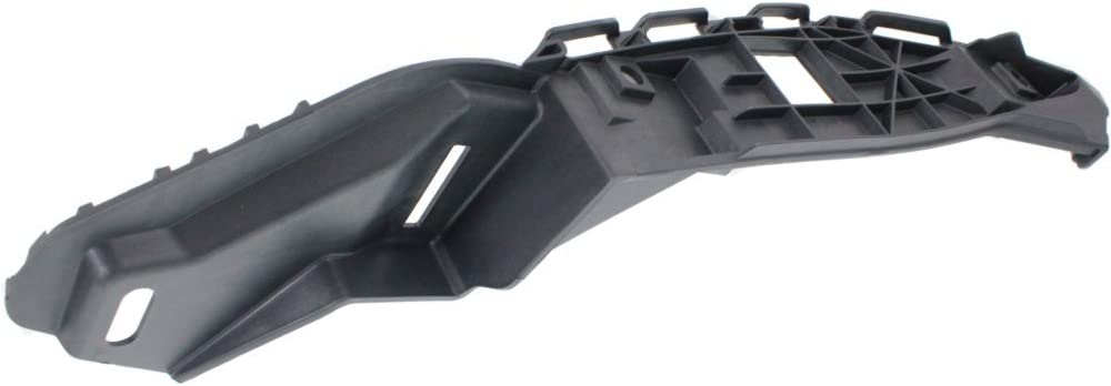 Bumper Bracket compatible with Ford Ford Focus 08-11 Front Left Side Side Cover Plastic W//Fiberglass Coupe//Sedan