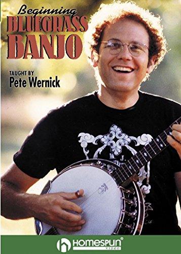Beginning Bluegrass Banjo [Instant - Pete Banjo Wernick