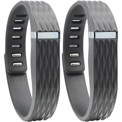 For Fitbit Flex Bands, SKYLET Silicone Replacement Bands for Fitbit Flex with Fastener Ring (No Tracker)