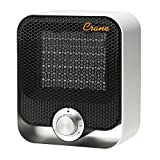 Crane USA Ceramic Personal Heater - Black