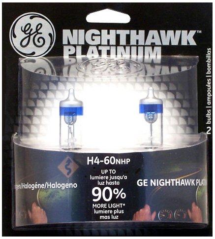 GE Lighting H4 60NHP BP2 Nighthawk