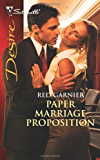 Paper Marriage Proposition (Gage Brothers)