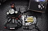CREE 12000 Lumen Headlamp XM-L 3 x T6 LED Headlight 18650 Battery Light Charger