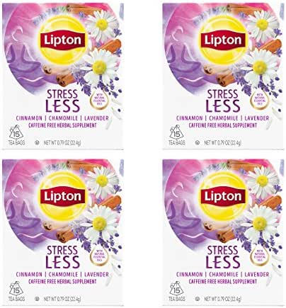 Tea Bags: Lipton Herbal Tea