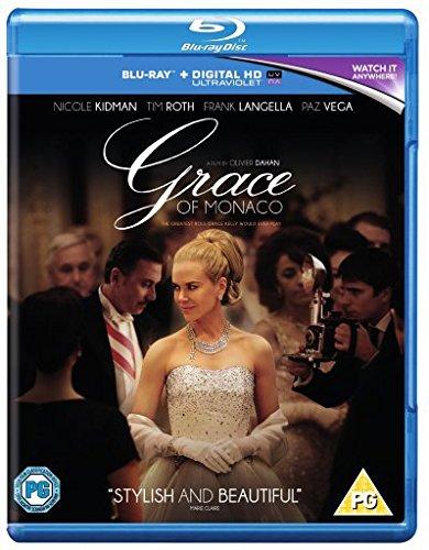 Grace Of Monaco [Edizione: Regno Unito] [Reino Unido] [Blu-ray]