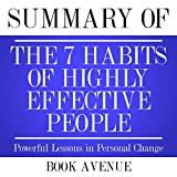 Download Summary of The 7 Habits of Highly Effective People: Powerful Lessons in Personal Change in PDF ePUB Free Online
