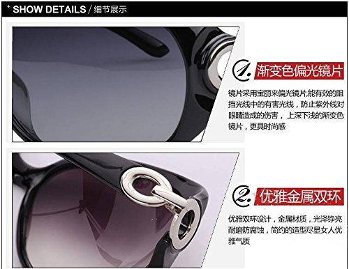 Rojo polarizadas Dama qbling gafas conducción Diseño alta Nuevo UV400 Profundo calidad de Gafas technolog de Mujer de gafas Moda nqYvT0qr