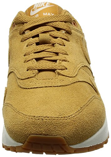 Brown sail Medium Premium gum Max Air 1 Flax Nike Flax vgCzw