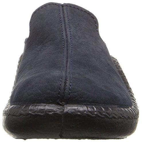 Romika Womens Mokasso 102 Slip On Slipper Jeans