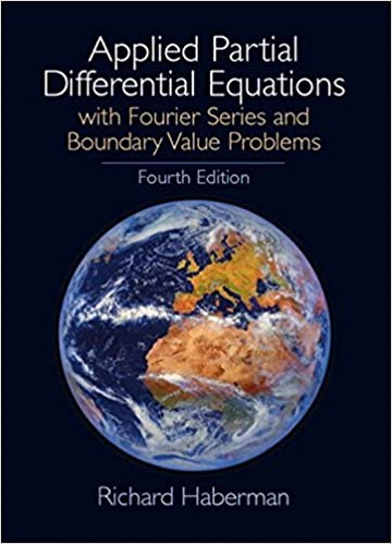 Applied Partial Differential Equations Haberman 4th Edition Pdf