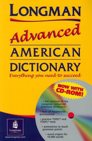 Longman Advanced American Dictionary & CD