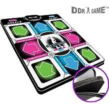 "Dance Dance Revolution DDR Super Deluxe PS1 / PS2 dance pad w/1 in"" foam Version 2.0"