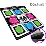 "Dance Dance Revolution DDR Super Deluxe PS1 / PS2 dance pad w/2.5cm "" foam Version 2.0 m02245"