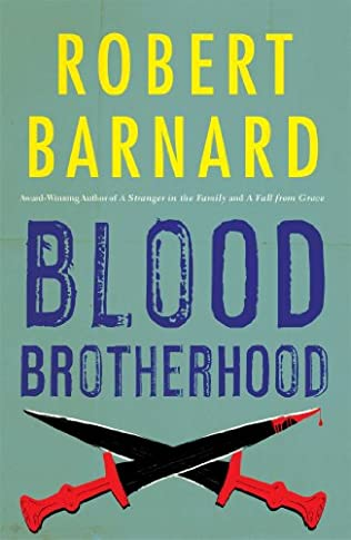 book cover of Blood Brotherhood