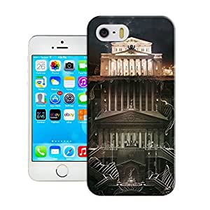 Buythecases durable Famous buildings Schusev State Museum of Architecture-02 case for iphone 5s
