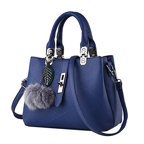 Icegrey ,  Damen Tasche dunkelblau