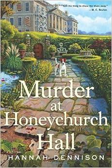 Book Murder at Honeychurch Hall