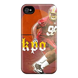 New Arrival Premium 6 Cases Covers For Iphone (washington Redskins)