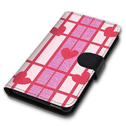Wallet Book Style Flip Handy Tasche Case Schutz Hülle Schale Motiv Etui für Apple iPhone 6 Plus / 6S Plus - Design Flip MV150